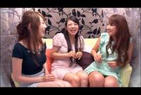 大学サークル友達同士の初レズ!敏感イキまくり体験!Vol.02